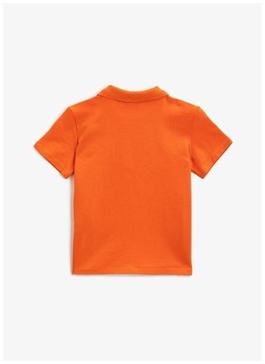 Koton Koton T-Shirt Oranj